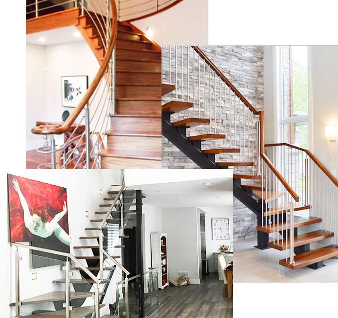 Branje Exclusive Custom Stairs and Railings