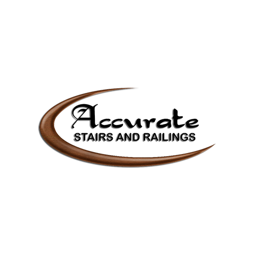 Accurate Stairs and Railings Logo